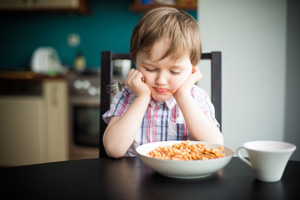 Si tu hijo no quiere comer